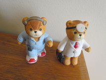 Enesco Miniature Pair of Bears 1985 in Bolingbrook, Illinois