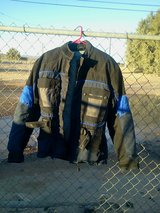 Motorcycle safety jacket in Barstow, California