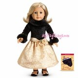 American girl midnight holly outfit in Lockport, Illinois