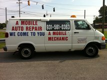 """A-""""MOBILE"""" AUTO REPAIR -- We Come To You- in Clarksville, Tennessee"""