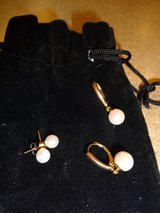 Pearl Earring Set in Naperville, Illinois