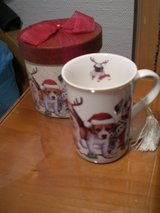 Christmas dog cup! Never used! in Stuttgart, GE
