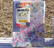 2 photo albums new in Fort Riley, Kansas
