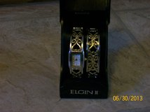 Elgin watch and matching bracelet in Fort Knox, Kentucky