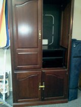 T.v. Armoire now $500.00.  sh in Cherry Point, North Carolina