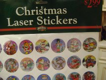 Christmas Stickers in Kingwood, Texas