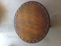 nice real oak couch table in Alamogordo, New Mexico