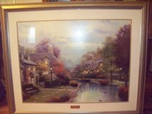 36x45 Authentic Thomas Kinkade picture in Fort Knox, Kentucky
