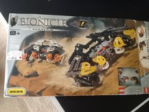 Lego Bionicle Manas 8539 in Kingwood, Texas