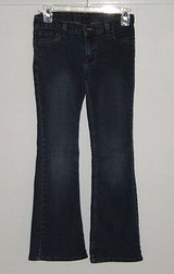 "faded glory teen junior girls size 12 adj waist flare jeans 25 x 26-1/2"" in Chicago, Illinois"