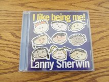 I Like Being Me CD by Lanny Sherwin in Naperville, Illinois