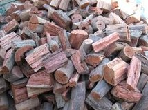 Firewood in Camp Pendleton, California