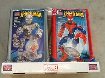 2 Spider-Man Figures - NEW in Camp Lejeune, North Carolina