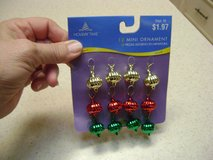 Miniature Christmas Ornaments - Original Packaging in Kingwood, Texas