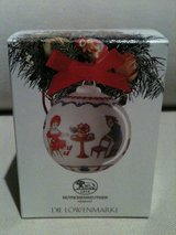 Collectible Hutschenreuther Christmas Ball 1995 - NEW in Stuttgart, GE