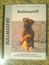 Bullmastiff Book brand new/never used condition $9 in El Paso, Texas