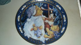 Plate Franklin mint in Fort Campbell, Kentucky