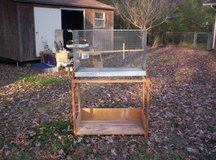 WIRE CAGE WITH STAND in Camp Lejeune, North Carolina