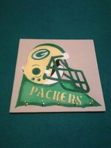 Packers Sand Painting in Alamogordo, New Mexico