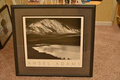 Ansel Adams Mount McKinley and Wonder Lake in Glendale Heights, Illinois
