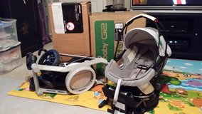 **REDUCED** Orbit Baby G2 Travel System Black *Rare* EXCELLENT COND W/BOXES!! in Fort Campbell, Kentucky