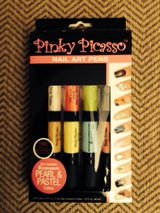 Pinky Picasso Nail Art Pens in Aurora, Illinois