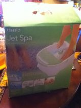 New / Hydrotherapy Jet Foot Spa in Fort Campbell, Kentucky