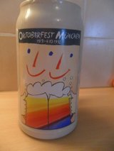 October Fest Mug/Stein 1992 in Ramstein, Germany