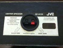 JVC Center channel speaker in Camp Lejeune, North Carolina