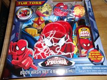 #7003 Marvel Ultimate Spider-Man Tub Toss Gift Set in Fort Hood, Texas